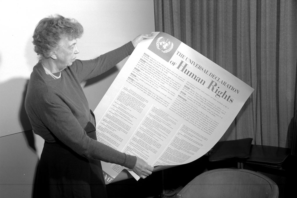 Human Rights Day: UN launches campaign for 70th anniversary of Universal Declaration