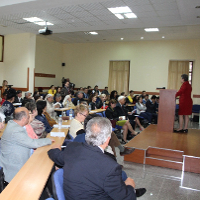International Day of Families Observed in Korça, Albania