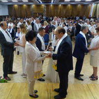 Interfaith Peace Blessing Held in Tirana, Albania
