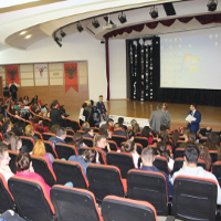 Young Albanians Compete with Essays about UPF Founder