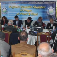 Albanians Peace Council Is Launched in Montenegro