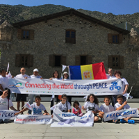 UPF-Andorra Connects to the 'Peace Road'