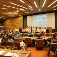 Conference at UN Headquarters in Vienna Draws Attention to the Year of Reconciliation