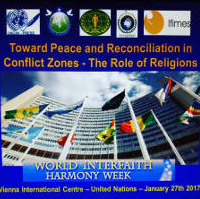 World Interfaith Harmony Week Observed in Austria