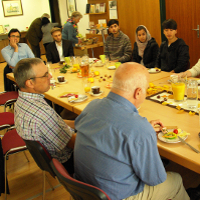 Interreligious Breakfast Linz