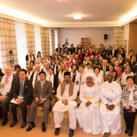 World Interfaith Harmony Week Observed in Vienna, Austria