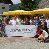 Alpine Peace Road Unites Three Nations
