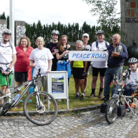 Peace Road Held in Upper Austria