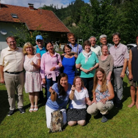 Austrians, Slovenians Meet for Peace