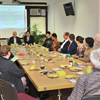 UPF-Austria Holds Second Interreligious Breakfast