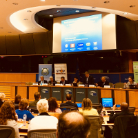 IAPP Holds Conference on Radicalization at European Parliament