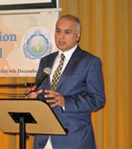 Dr. Afzal Ashraf, Consultant Fellow at the Royal United Studies Institute, United Kingdom