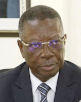 Mr. Aka Saye Lazare, President, The National Television and Radio Company, Côte d'Ivoire