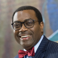 Acceptance Speech by Dr. Akinwumi Adesina