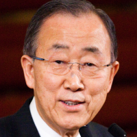 Address by H.E. Ban Ki Moon to the rally of hope on 9 August 2020.
