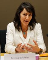 Ms. Bettina Kircher