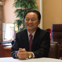 Dr Chang Shik Yang, Secretary General of Universal Peace Federation