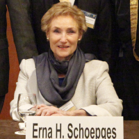Hon. Erna Hennicot-Schoepges, Former President of the Parliament of Luxembourg and Co-chair of IAPP Europe