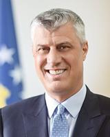 H.E. Mr. Hashim Thaçi