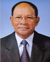Hon. Heng Samrin, President of the National Assembly of Cambodia