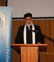 Hojjat Ramzy, Executive Member of the Muslim Council of Britain