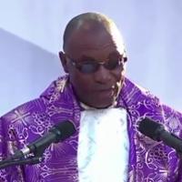 Archbishop Dr Johanes Ndanga