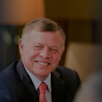 H.M. King Abdullah II of Jordan