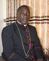 Bishop Mbayor Japheth Ndarchang, president, Arewa Pastors Forum for Peace, Nigeria