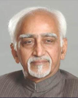 Intervention of H. E. Mohmmad Hamid Ansari at the 5th Rally of Hope
