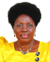 Rt. Hon. Rebecca Kadaga, Speaker of the Parliament, Uganda