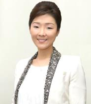 Dr. Sun Jin Moon, International Chair, Universal Peace Federation
