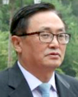 Dr. Sung Bae Jin, Chairman, HJ Academy of Arts and Science, South Korea