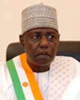 H.E. Tinni Ousseini, President of the National Assembly, Niger