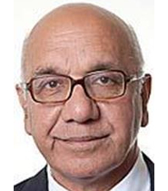 Hon. Virendra Sharma, Member of Parliament, United Kingdom