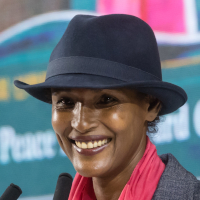 Acceptance Speech by Ms. Waris Dirie