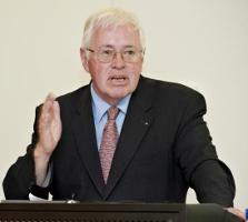 Rev. Dr William A. McComish