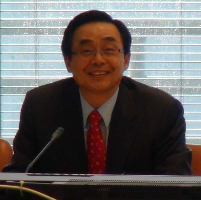 Dr. Yong Cheon Song, Former Chair, Universal Peace Federation, Europe