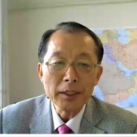 Y. Yamazaki: Address to First Middle East Peace Talk