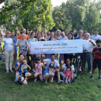 Peace Road Event Is Held in Prague