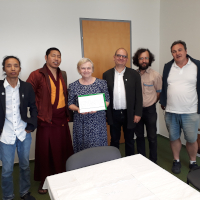 Czech Peace Embassy Holds Interfaith Breakfast