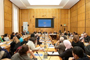 Track II Consultation on Syria Held in Geneva