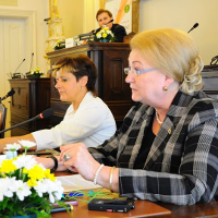 Conference in the Czech Parliament on the Family in the 21st Century
