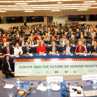 UPF Holds Human Rights Conference in European
