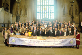 Westminster Hall at the UK Parliament