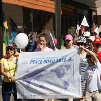 Peace Road Event Takes Place in Finland