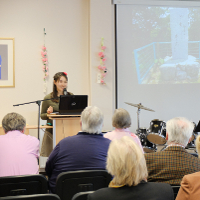 German International Café Explores Japanese Poetry