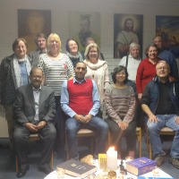 Düsseldorf Group Appreciates Luther's Friends