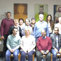 Prayer Group Learns about Ethiopian Christmas
