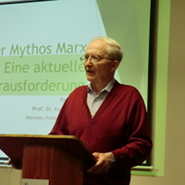 Munich Talk Explodes the Myth of Marx