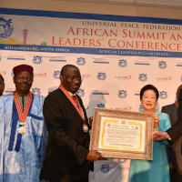 Africa Summit Inaugurates New Regional Peace Organization